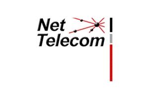 Obra na empresa Net Telecon, com sistema de pressurização de escadas